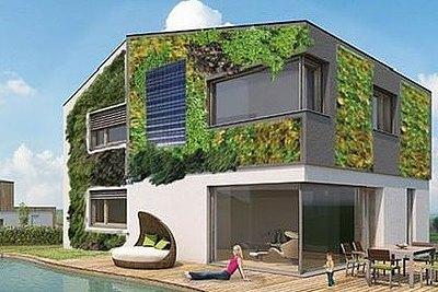 Lovely Ökologisches Bauen Muss Nicht Teuer Sein! Ein Haus Aus Holz Und Stroh ...