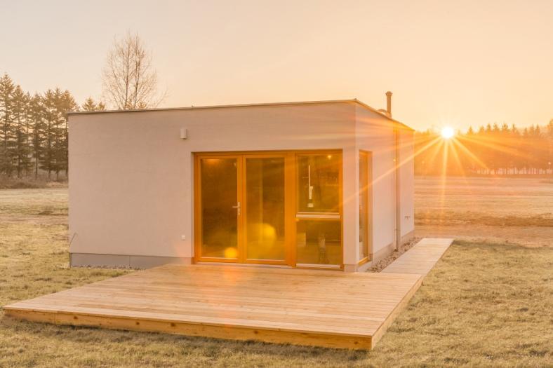 besuchen sie unsere mobilheime am r mersee kardea. Black Bedroom Furniture Sets. Home Design Ideas